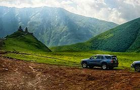 ההרפתקה הגדולה והשמחה בגאורגיה