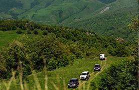 אהבת השטח בארמניה